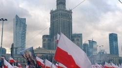 Marsz Miliona na stulecie odzyskania niepodległości [WIDEO]