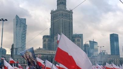 Parlament Europejski żąda od polskiego rządu potępienia Marszu Niepodległości