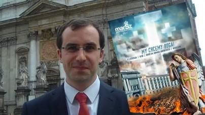 """Dr Wojciech Golonka: Uzasadnienie hasła najbliższego Marszu Niepodległości """"My chcemy Boga"""""""