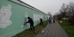 Ujawniamy przekaz nowego muralu patriotycznego powstającego w Sokółce! [ZDJĘCIA]