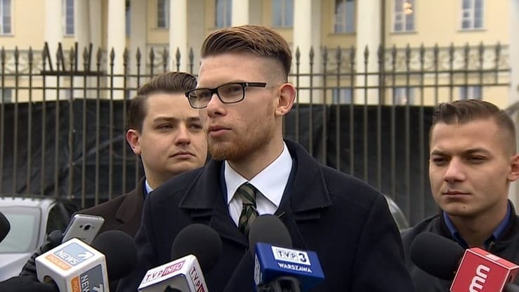 """Kalinowski: """"Zachowania lewicy powinno się karać. Musimy stwarzać presję"""" [WIDEO]"""