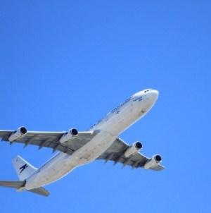 Alert bombowy w samolocie lecącym z Polski