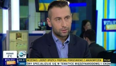 """A. Balcer z UW: """"Dmowski to zdeklarowany ksenofob, a NSZ gorszy od UPA"""""""