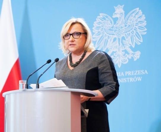 Beata Kempa ostro o Tomaszu Grodzkim: Pewnie marzy o przejęciu obowiązków prezydenta