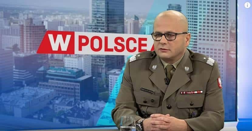 Gen. Jarosław Kraszewski stracił certyfikaty bezpieczeństwa do tajemnic wojskowych!