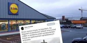 Oto jak zareagowali Węgrzy na usuwanie krzyża z opakowań produktów w Lidlu [+FOTO]