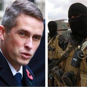 """Brytyjski minister: """"Brytyjczycy, którzy walczyli w ISIS nie mają powrotu"""""""