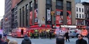 Nowy Jork: Zamach bombowy w pobliżu Time Square – złapano sprawce [ZDJĘCIA]