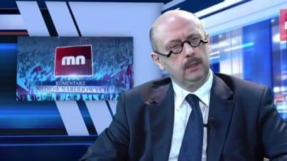 """mec. Stefan Hambura: """"Kanclerz Merkel mogła dać ultimatum premierowi Morawieckiemu"""""""