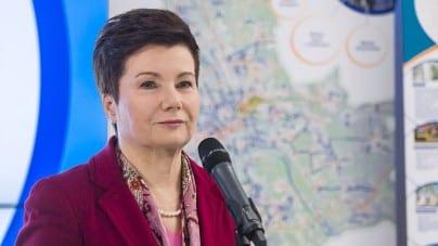 Hanna Gronkiewicz-Waltz straciła funkcję wiceprzewodniczącej PO