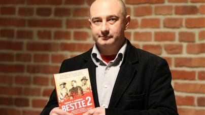 """Płużański: """"Michnik to komunistyczny oprawca. Polska niewiele zrobiła, aby go osądzić"""" [WIDEO]"""