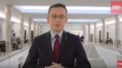 """Winnicki: """"Posłowie PiS poparli barbarzyński projekt"""" [WIDEO]"""