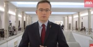 """Robert Winnicki dzisiaj w """"Przedwyborczym Q&A"""". Onet, godz. 19:00"""