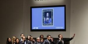 """Muzułmanin zakupił portret Chrystusa – """"Zbawiciel Świata"""" trafił do saudyjskiego księcia"""