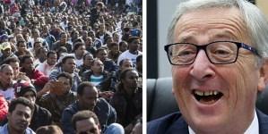 """Juncker krytykuje """"głupich nacjonalistów"""". Mówi z pogardą, że """"są zakochani we własnych krajach"""""""