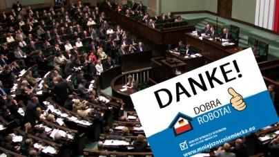 Niemcy rejestrują w Polsce własną partie polityczną