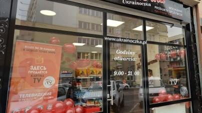 """Markety dla Ukraińców? """"Takich sklepów będzie w Polsce coraz więcej"""""""