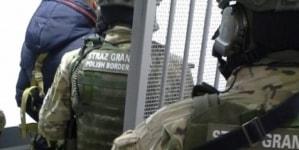 Imigranci z Bliskiego Wschodu zatrzymani na polskiej granicy. Zostali odesłani na Ukrainę
