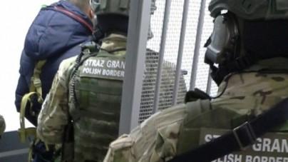 Zatrzymano Ukraińca ściganego listem gończym! Miał przy sobie amunicję