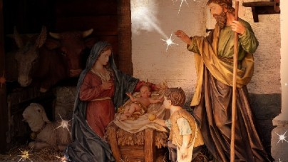 Bruksela. Skradziono figurkę Dzieciątka Jezus