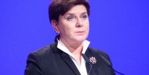 Ostrowska: Parlament Europejski nie był ambicją Beaty Szydło [WIDEO]