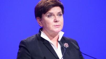 """Beata Szydło o noweli IPN: """"Nam, Polakom, wydawało się, że wszyscy znają historię Europy i świata"""""""