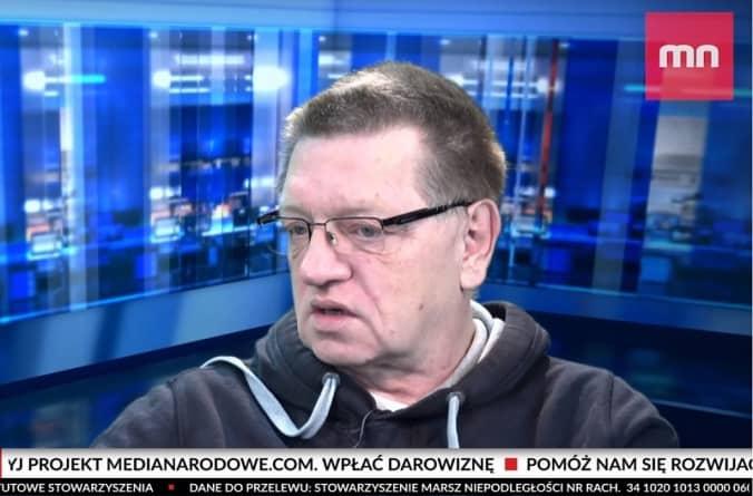 """Płk Piotr Wroński """"Nie ma i nie będzie braterstwa polsko-rosyjskiego"""" [WIDEO]"""