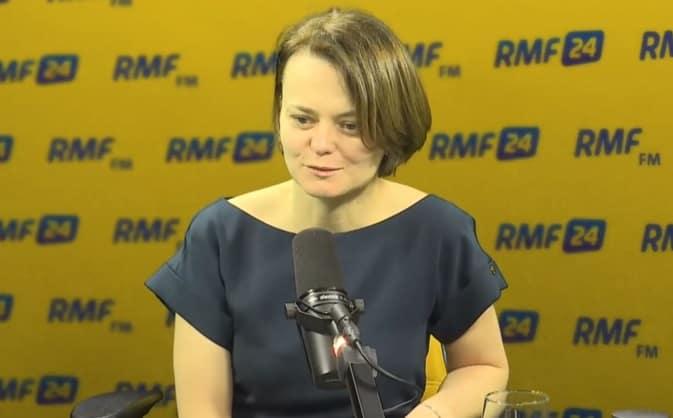 Emilewicz o relacji z Gowinem: Nie jest tajemnicą, że mocno się poróżniliśmy