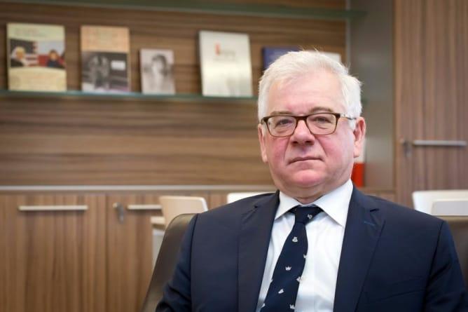 """Jest oświadczenie polskiego MSZ ws. burzy wokół ustawy o IPN. """"Zmiany nie ograniczają wolności słowa"""""""