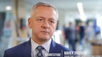 Marek Zagórski będzie pełnił obowiązki ministra cyfryzacji