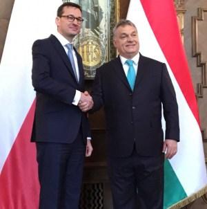 """Viktor Orban komplementuje Polskę: """"Za dziesięć lat będzie potęgą gospodarczą"""""""