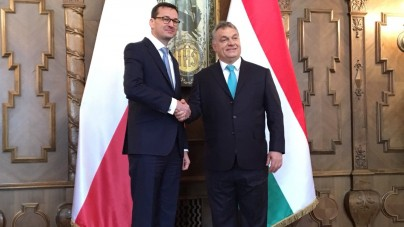"""Orban: """"Węgry i Polska wstrzymały tylko proces ustawodawczy"""""""