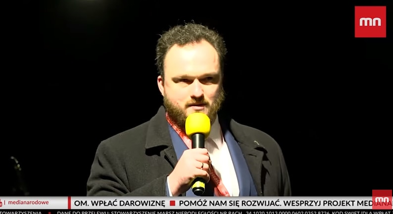 """Witold Tumanowicz: """"Hanna Gronkiewicz-Waltz powinna ze wstydu odejść z urzędu"""" [WIDEO]"""