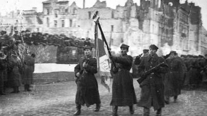 Rosja skrytykowała Polskę za brak obchodów wyzwolenia Warszawy