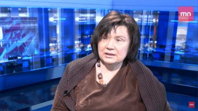 """Dr Aldona Ciborowska: """"Zaczynamy konfrontować się z nową formą komunizmu"""" [WIDEO]"""