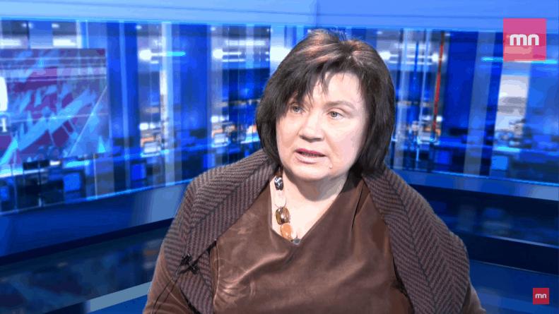 Ciborowska o atakach na ks. Guza: Powiedział prawdę [WIDEO]
