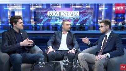 """Kalinowski i Bąkiewicz o fałszywym PIS-e: """"Duda chce mieć łagodny wizerunek, on chce być prezydentem wszystkich Polaków"""" [WIDEO]"""