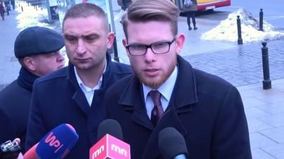 """Tomasz Kalinowski: """"Nadal mamy nagonkę na narodowców. Atmosfera jest taka, jak za PO """""""