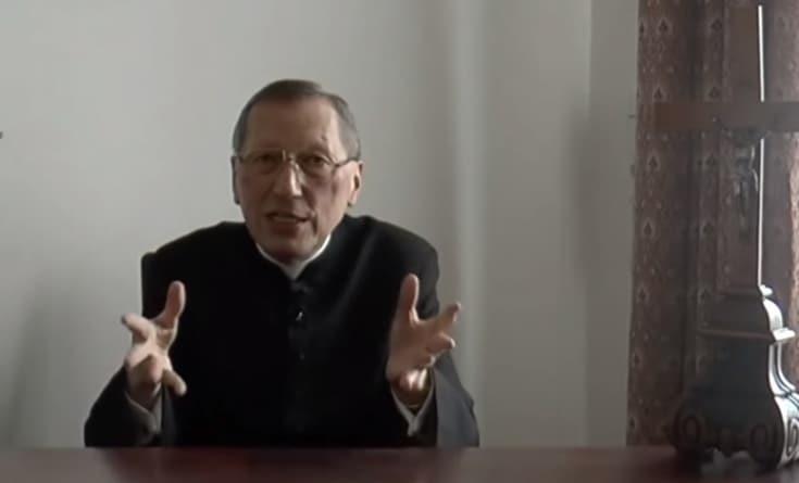 """Ksiądz dr Roman Adam Kneblewski wygrał plebiscyt """"Proboszcz Roku"""""""