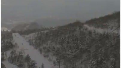 Wybuch wulkanu wywołał lawinę w kurorcie narciarskim! Są ofiary [WIDEO]
