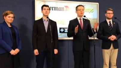 """Narodowcy komentują w Sejmie krytykę Izraela przeciwko Polsce. """"Kampania antypolska"""" [WIDEO]"""