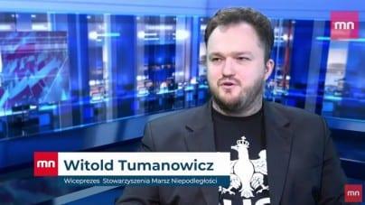 """Tumanowicz wyjaśnia ideę Klubów Konfederacji: """"Chcemy dać naszym sympatykom alternatywę do działania"""" [WIDEO]"""