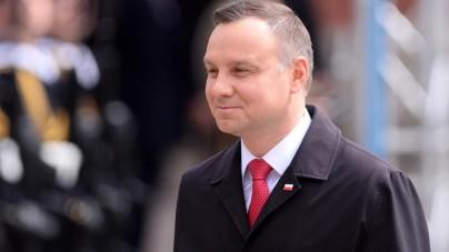 Prezydent Andrzej Duda odrzucił zaproszenie na Marsz Niepodległości