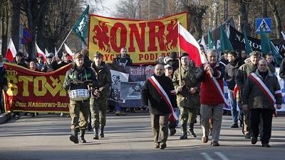Na konferencji IPN przyjęto rezolucję potępiającą Marsz Żołnierzy Wyklętych w Hajnówce
