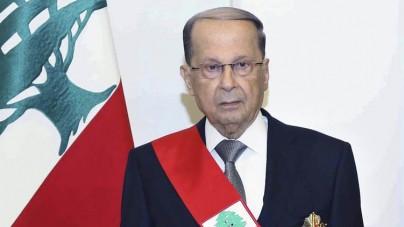 Prezydent Libanu krytykuje Izarel za plany opodatkowania chrześcijańskich kościołów