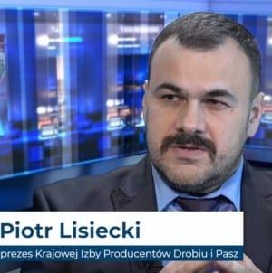 """Piotr Lisiecki: """"Polska wieś straci ogromne pieniądze po wejściu Ukrainy do Unii Europejskiej"""" [WIDEO]"""