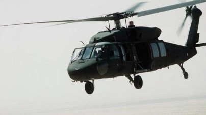 USA udziela wsparcia wojskowego Jordanii – zakończyła się dostawa śmigłowców Black Hawk