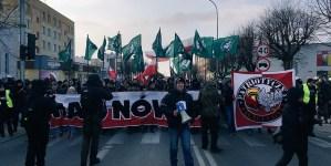 Ulicami Hajnówki przeszedł Marsz Żołnierzy Wyklętych! (WIDEO)