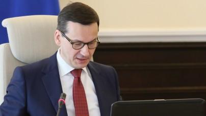 Premier Morawiecki o unijnym budżecie: – jesteśmy gotowi na kompromis