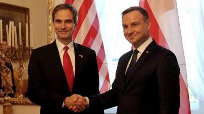 """Ambasador USA w Polsce: """"Oczekiwaliśmy, że ustawa zostanie zmieniona"""""""
